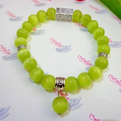gelang-ab20-batu-cat-eye-medium-hijau-muda