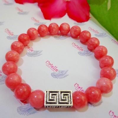 gelang-ab21-batu-agate-pink-simple