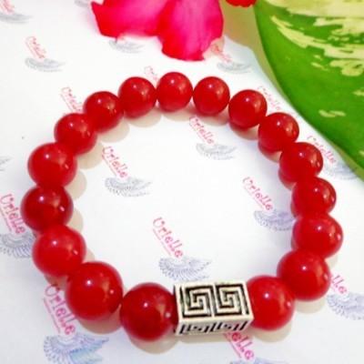 gelang-ab24-batu-red-carnelian-simple