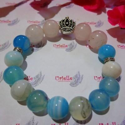 gelang-ab53-batu-agate-soft-blue-rose-quartz-skt-crown
