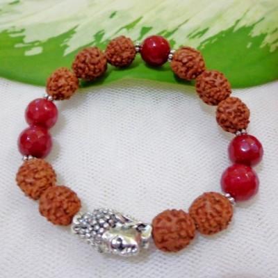 gelang-rudraksha-aa01-red-carnelian-skt-buddha