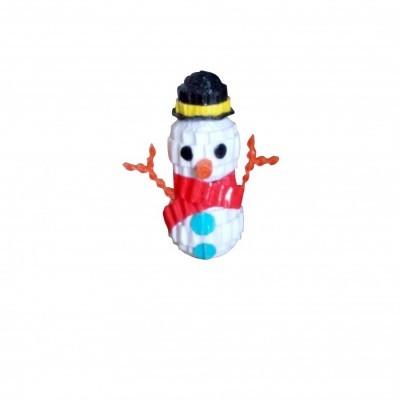 snowman-miniature-keychains