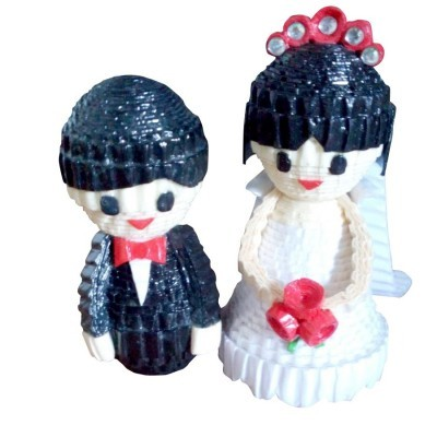 bride-and-groom-miniature