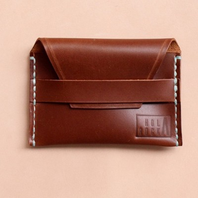 holarocka-ark-04-smooth-dark-brown-pull-up-compact-leather-wallet