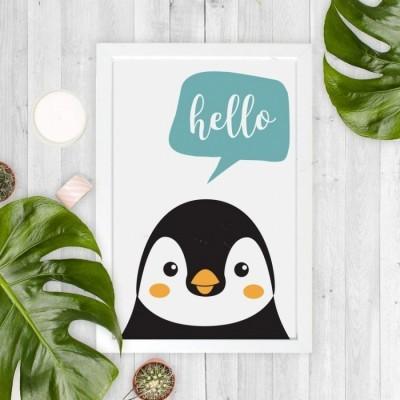 mr.-penguin-30x40cm-wall-decor-hiasan-dinding-dan-meja