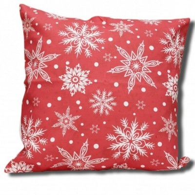 cotton-canvas-cushion-cover-merah-bintang-putih