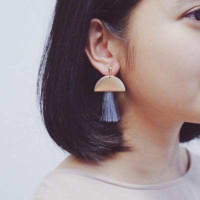 halfe-earrings