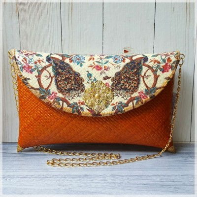 clutch-decoupage-coral-peacock