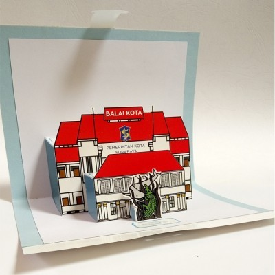 pop-up-3d-postcard-kota-surabaya