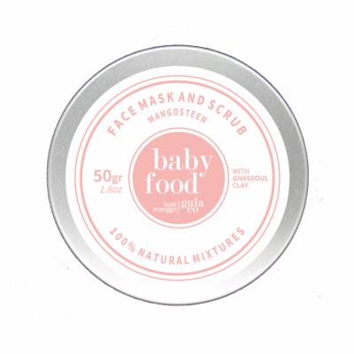 baby-food-face-scrub-mask
