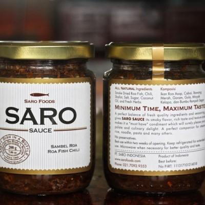saro-sauce