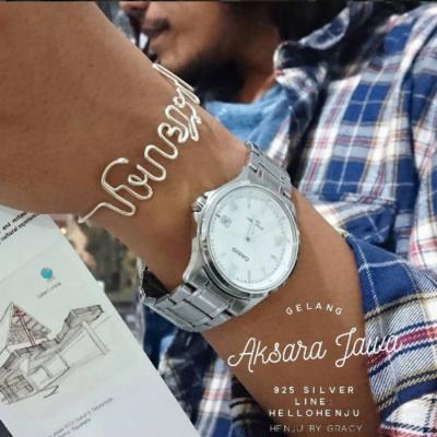 gelang-custom-aksara-jawa-silver-filled-1.2-mm-customize-javanese-symbols-bracelet-in-silver-filled