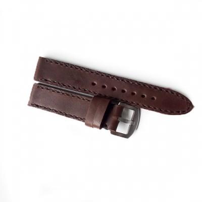 tali-jam-tangan-kulit-asli-sapi-handmade-warna-coklat-tua-size-20-mm