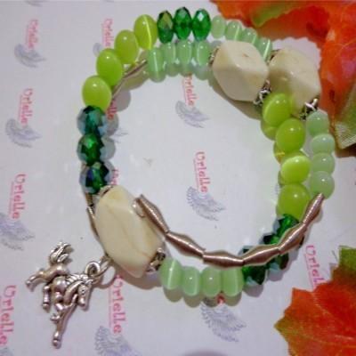 gelang-ab85-peer-batu-cat-eye-hijau-medium-turqouiscrystal-skt-mix-app-horse