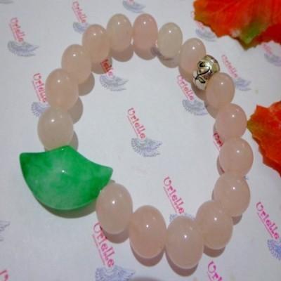 gelang-ab-batu-rose-quartz-jade-korea