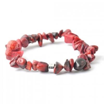 red-jasper-chip-bracelet