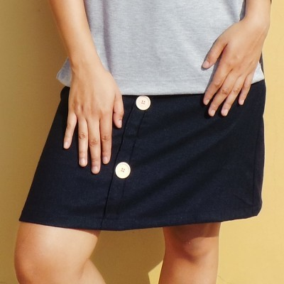 button-front-a-line-skirt