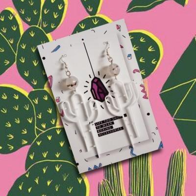 cactusta-earring