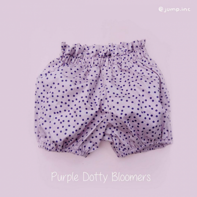 purple-dotty-bloomers