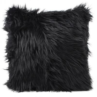 black-fur-cushion-40-x-40