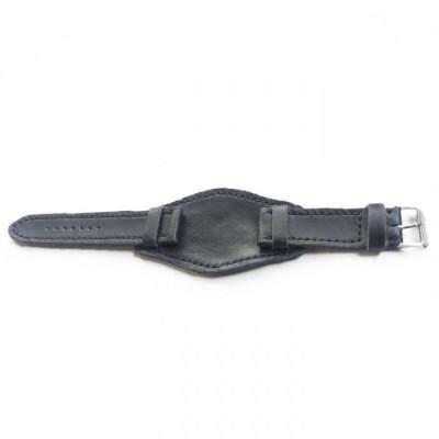 tali-jam-tangan-kulit-asli-ukuran-22-mm-warna-hitam-plus-alas-kulit-garansi-1-tahun-strap-jam.-strap-kulit