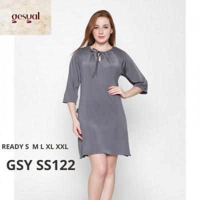 gesyal-baju-rumah-seksi-baju-tidur-daster-polos-spandex-gsy-ss1-size-s
