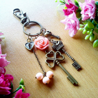 bagcharm-vintage-key-rosaline-gantungan-tas-kunci
