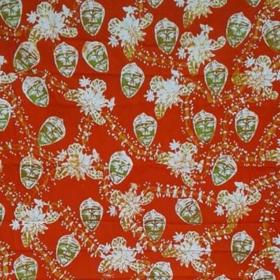 batik-topeng-malang-sulur-teratai-orange