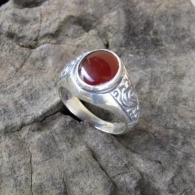 cincin-perak-motif-ukiran-bali-batu-carnelian-100338