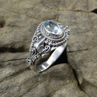 cincin-perak-motif-ukiran-polos-bali-batu-blue-topaz-100383