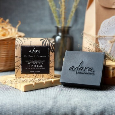 adara-organic-handmade-activated-charcoal-soap-tea-tree-lavender