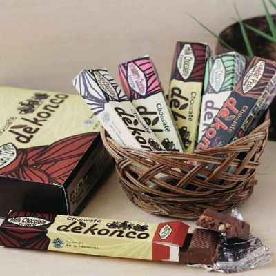 dekonco-cokelat-tempe