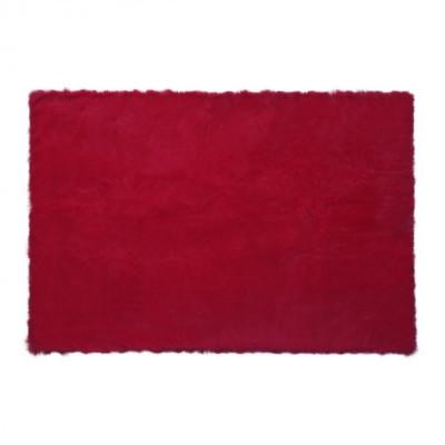 square-red-chilli-fur-rug-100-x-150
