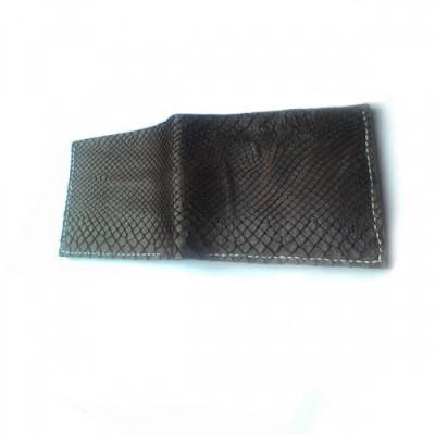 dompet-pria-kulit-asli-ular-phyton-handmade-warna-coklat