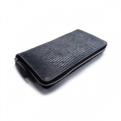 dompet-wanita-kulit-asli-biawak-model-single-zipper-warna-hijau