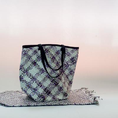 tas-daur-ulang-recycle-bag-beach-bag-purple
