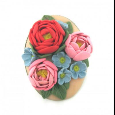 bros-bunga-peony-merah-dan-pink