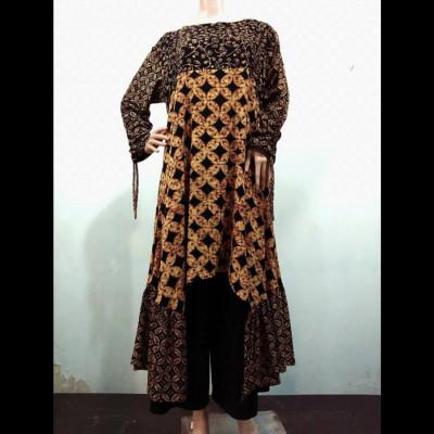 blouse-lowo-batik-bunga-bakung