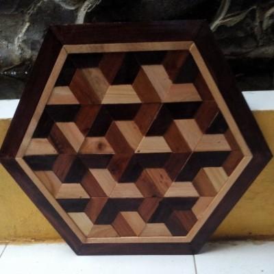 hiasan-dinding-dekorasi-3d-murni-kayu