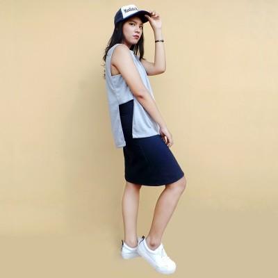 grey-high-neck-sleeveless-top