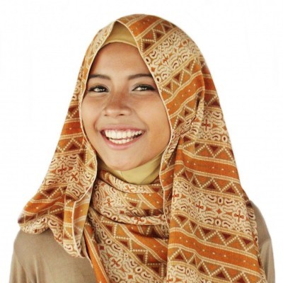 hijab-batik-tribal