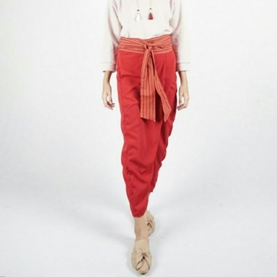 lurik-ethnic-lurik-pant-red