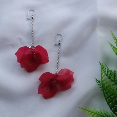 anting-orchid-maroon