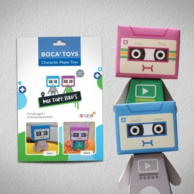 mix-tape-bros-boca-paper-toys