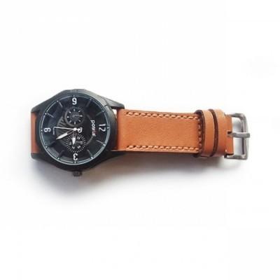 tali-jam-tangan-kulit-asli-sapi-warna-tan-size-24-mm-tanpa-buckle