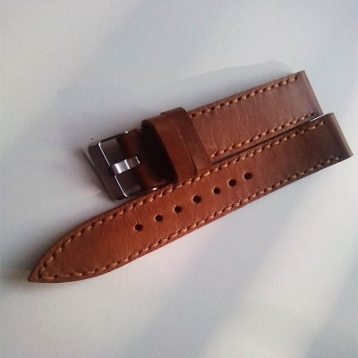 tali-jam-tangan-kulit-asli-sapi-warna-coklat-size-22-mm