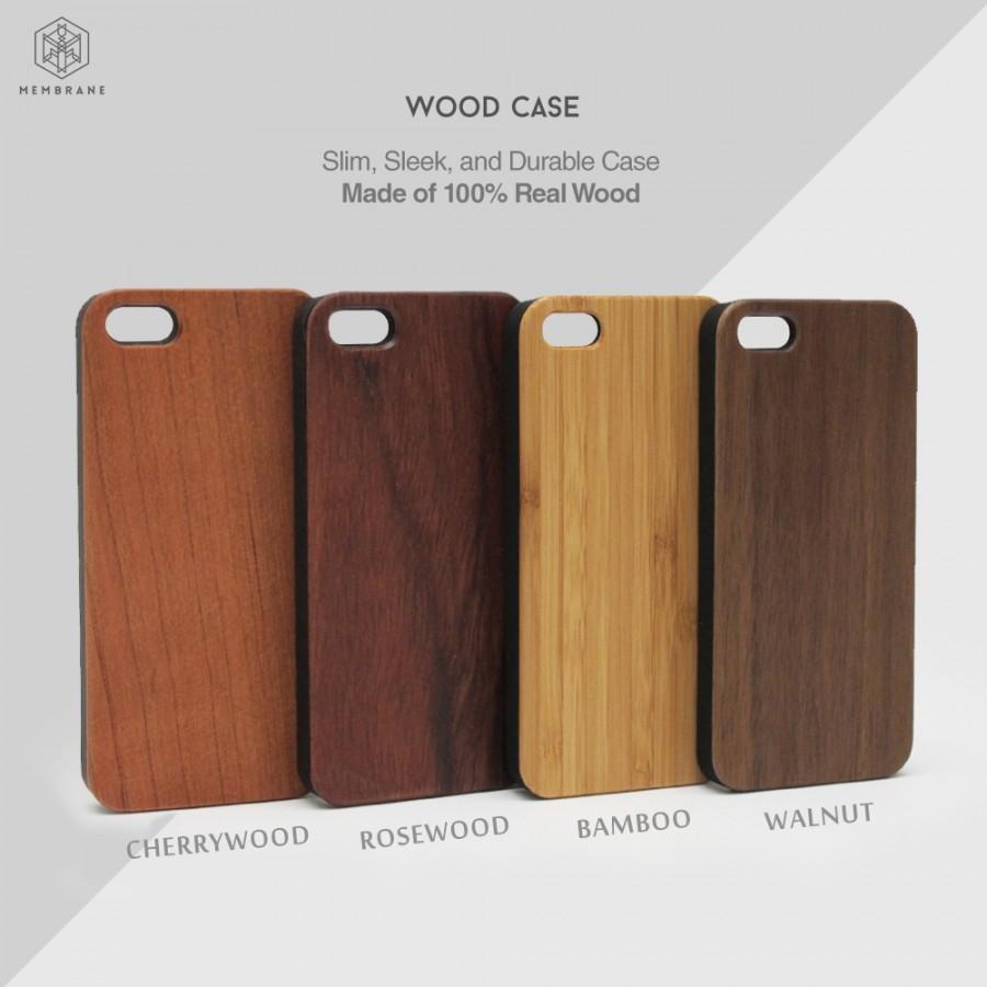 SAGE - Wood Watch / Jam Tangan Kayu Unisex
